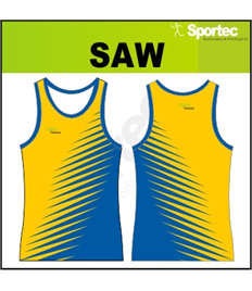 Sublimation Athletic Vest - SAW