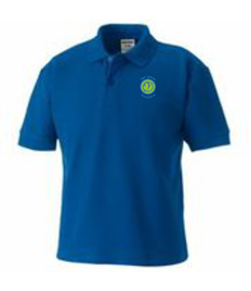YGY Primary Polo Shirt (Size Age 3-4 to Age 13)