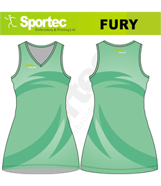 Sublimation Netball Dress (Fury)