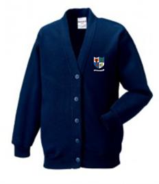 Cilffriw Primary School Cardigan (Adult Sizes)