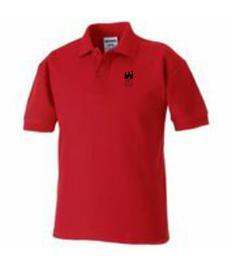 Ysgol Castell Nedd Polo Shirt (Adult Sizes)