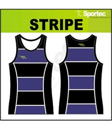 Sublimation Athletic Vest - STRIPE