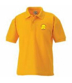 Ysgol Tyle'r Ynn Polo Shirt (Adult Sizes)