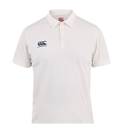 10 x CANTERBURY SHORT SLEEVE CRICKET SHIRT