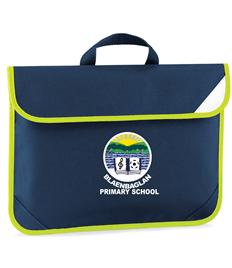 Blaenbaglan Primary School Book Bag