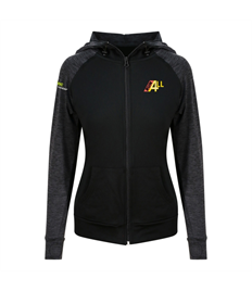 RUN4ALL - Women's Zipped Technical Top