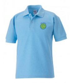 Ysgol Bro Dur Summer Polo Shirt (Age 9-10 to 13)