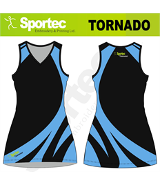 Sublimation Netball Dress (Tornado)