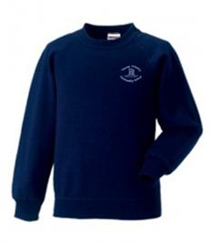 Tonnau Primary School Sweatshirt (Adult Sizes)