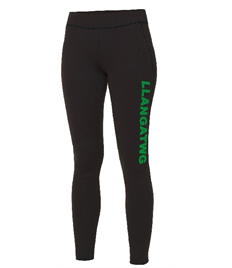Llangatwg Girls Sports Leggings