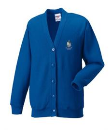 St Joseph's Primary School Cardigan (Adult Sizes)
