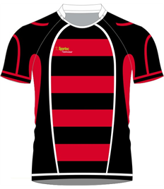 Sublimation Rugby Jersey (Venom)