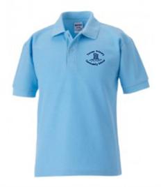 Tonnau Primary School Polo Shirt (Adult Sizes)