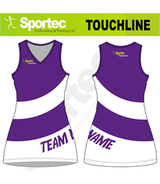 Sublimation Netball Dress (Touchline)