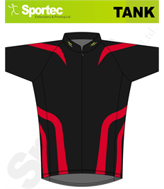 Sublimation Cycling Jersey (Tank)
