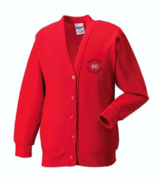 Eastern Primary School Cardigan (Adult Sizes)