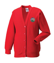 Catwg Primary School Cardigan (Adult Sizes)