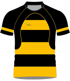 Sublimation Rugby Jersey (Sting)