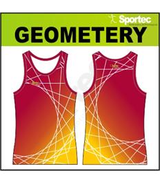 Sublimation Athletic Vest - GEOMETERY