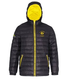 Dulais Valley Rugby Padded Jacket (Adults)