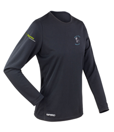 Briton Ferry Netball - Long Sleeve Training Top