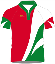 Sublimation Rugby Jersey (Bullet)