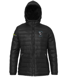 Briton Ferry Netball - Womens Padded Jacket