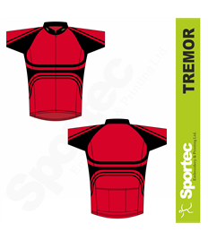 Sublimation Cycling Jersey (Tremor)