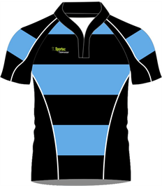 Sublimation Rugby Jersey (Stripe)