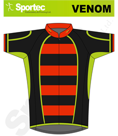 Sublimation Cycling Jersey (Venom)