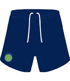Ysgol Bro Dur Rugby Shorts (Size 22/24 to 26/28)