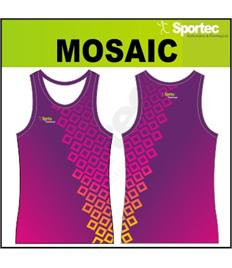 Sublimation Athletic Vest - MOSAIC