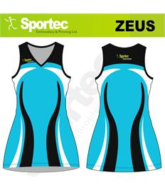 Sublimation Netball Dress (Zeus)
