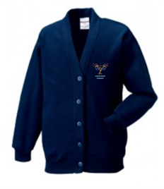 Coeffranc Primary School Cardigan (Adult Sizes)