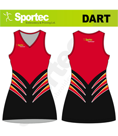 Sublimation Netball Dress (Dart)