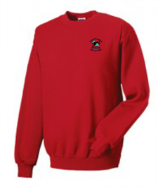 Ysgol Rhos Afan Sweatshirt (Adult Sizes)