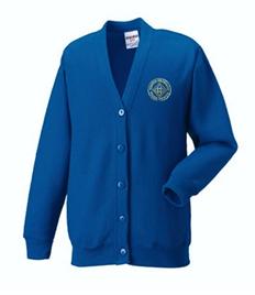 Tywyn Primary School Cardigan (Adult Sizes)