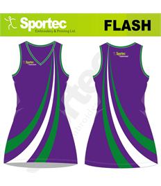 Sublimation Netball Dress (Flash)