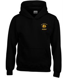 Dulais Valley Rugby Hoodie (Child)