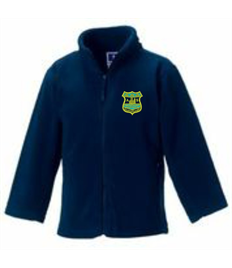 Alderman Davies School Fleece Jacket