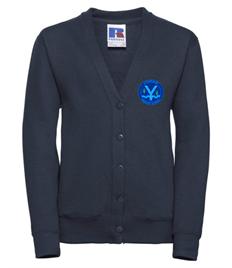 Ynysfach Primary School Cardigan (Adult Sizes)