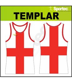 Sublimation Athletic Vest - TEMPLAR