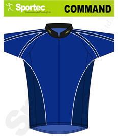 Sublimation Cycling Jersey (Command)