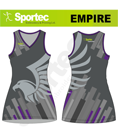 Sublimation Netball Dress (Empire)