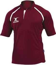 10 x Gilbert Xact II Rugby Jerseys (MENS)