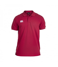 10 x CANTERBURY WIAMAK POLO SHIRTS - with embroidered logo