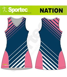 Sublimation Netball Dress (Nation)