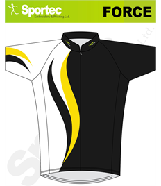 Sublimation Cycling Jersey (Force)