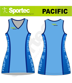 Sublimation Netball Dress (Pacific)