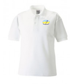 Awel-y-Môr Primary School Polo Shirt